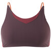 Houdini W's Cross Step Top Backbeat Brown/Pava Red